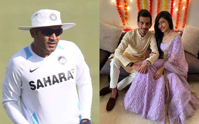 Chahal Sehwag engagement