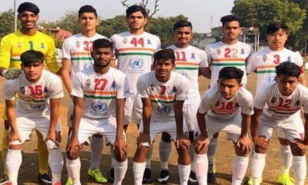 Indian I League 2020-21