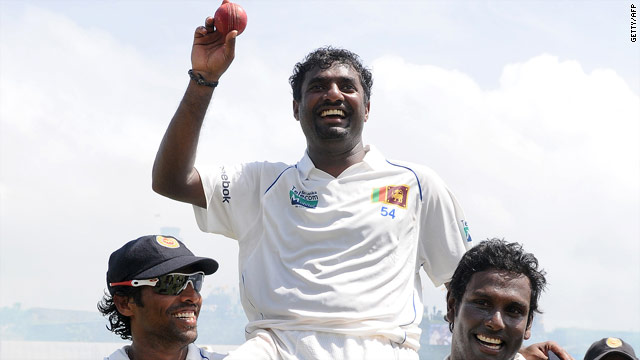Muralitharan 800 wicket