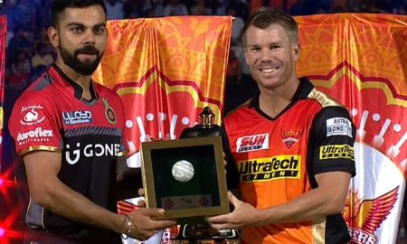 David Warner and Indian Premier League Royal Challengers Bangalore