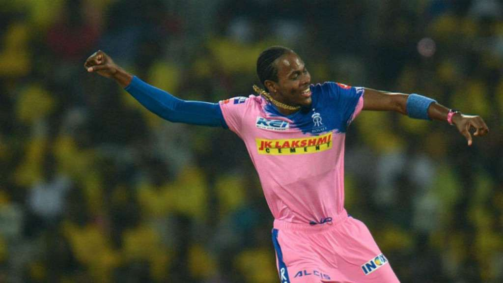 Jofra Archer and Kings XI Punjab
