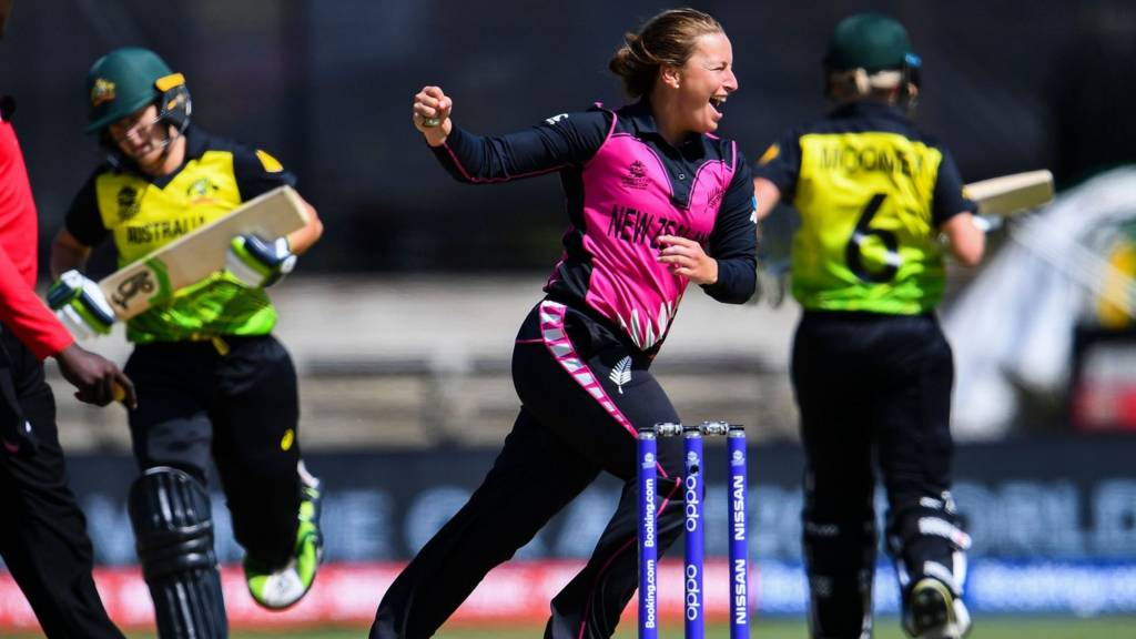 Australia Women and New Zealand Women Cricket Series