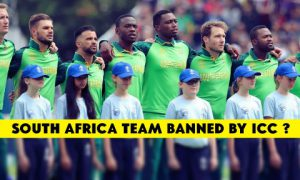 Why South Africa Cricket Board Banned From Cricket? Will SA Team Going To Banned From International?