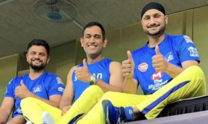 Was that MS Dhoni post-match comment a jibe at Suresh Raina and Harbhajan Singh?