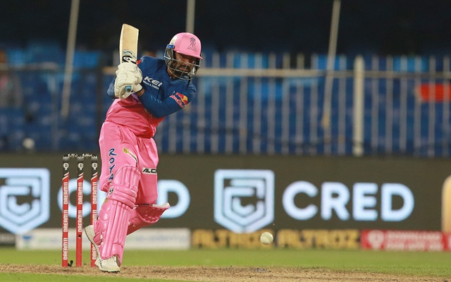 Rahul Tewatia tweets a motivational quote after his inspiring innings against Kings XI Punjab