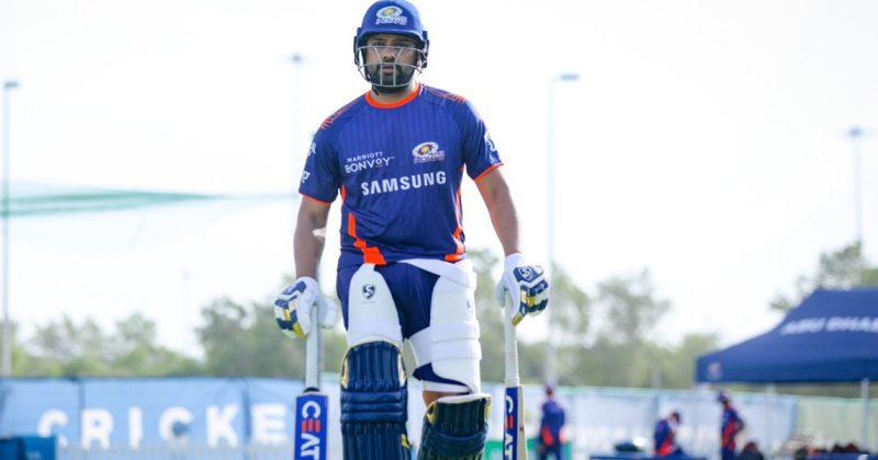 Rohit Sharma and IPL 2020