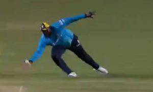 Rakheem Cornwall catch