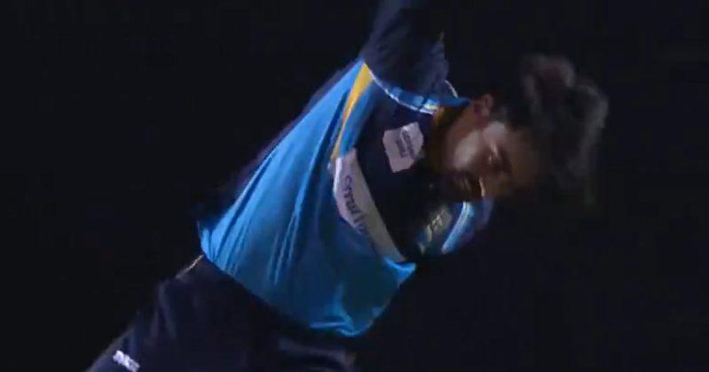 Rashid Khan trolls Kevin Sinclair