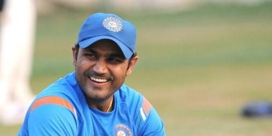 Virender Sehwag suggest CSK players to drink glucose post their uninspiring run-chase against Delhi.