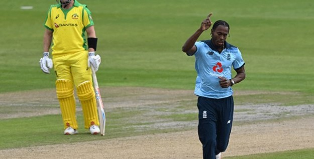 Jofra Archer Continues To Dominate As He Castles Marcus Stoinis With A Ripper