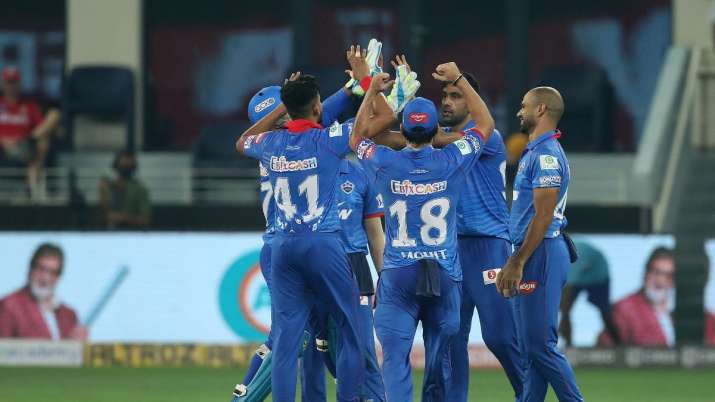Delhi Capitals roasts Kings XI Punjab after winning Super Over