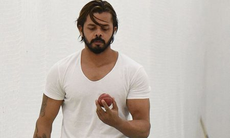 Sreesanth's Response To A Query Leaves Fans In Frenzy