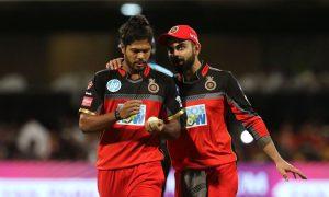 Watch: Umesh Yadav lobs a wild beamer at KL Rahul, KXIP vs RCB, IPL 2020