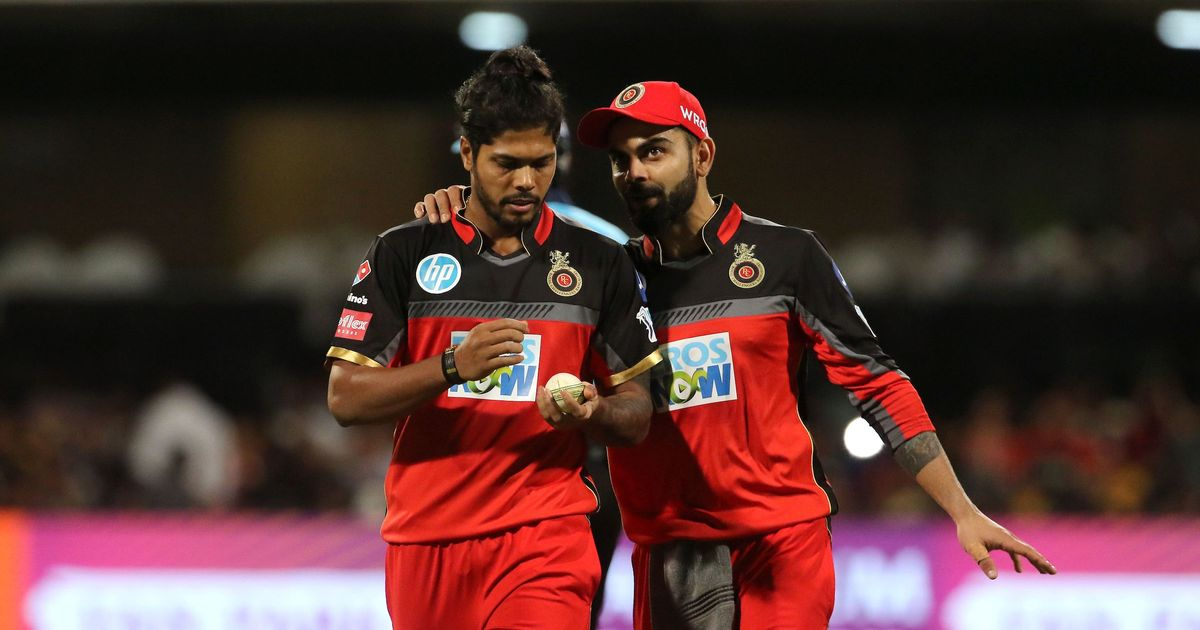 Watch: Umesh Yadav lobs a wild beamer at KL Rahul, KXIP vs RCB, IPL 2020