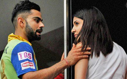 Anushka Sharma writes an angry post reacting to comment by Sunil Gavaskar on Virat's game