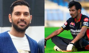 Yuzvendra Chahal is confident that RCB will play IPL 2020 final, Yuvraj Singh trolls the leggie