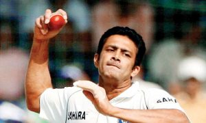 Two times when Anil Kumble won the hearts of his fellow co-passengers on a flight