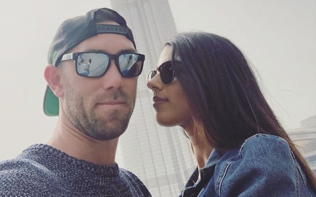 Glenn Maxwell's wife Vini Raman hits out at fan who trolled her husband's mental health