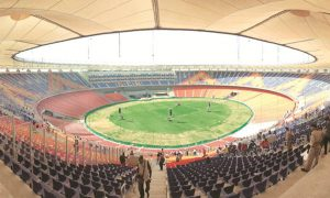 Sourav Ganguly names the first match Motera Stadium, Ahmedabad will host