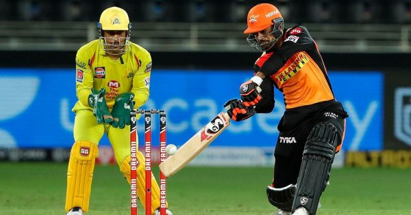 Video- IPL 2020: Rashid Khan got out in one of the most unusual ways