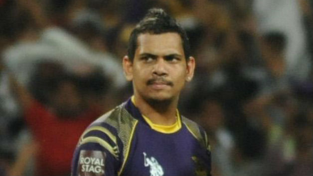 Sunil Narine finds himself in a tight spot as umpires report him for suspect bowling action