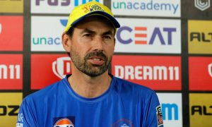 Stephen Fleming and Chennai Super Kings