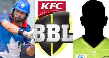 Yuvraj Dhoni Raina BBL 2020-21