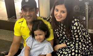 Sakshi Dhoni pens down emotional poem for MS Dhoni after CSK miss out on IPL '20 playoffs
