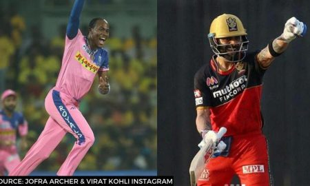 Jofra Archer's tweet on Virat Kohli dance triggers Anushka Sharma memes