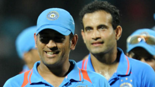 """IPL 2020: Irfan Pathan responds to criticisms on his tweet targeting MS Dhoni; says """"Sirf Do line mein sir ghum gaye"""""""