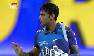 Suryakumar Yadav responds to a sledging from Virat Kohli in style