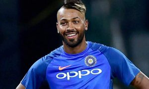 Hardik Pandya provides the sketch for the Australian bowlers to execute their plans