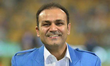 Virender Sehwag lashes out at BCCI, Ravi Shastri after Rohit Sharma turns up to play