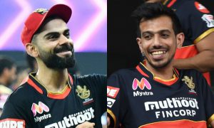 Yuzvendra Chahal at the receiving end of Virat Kohli's fury after drop catch