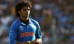 Sreesanth cricket comeback