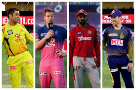 IPL 2021 auctions players.