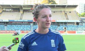 """Definitely Not!"" - Kate Cross trolls RCB's chances of ever winning the IPL"