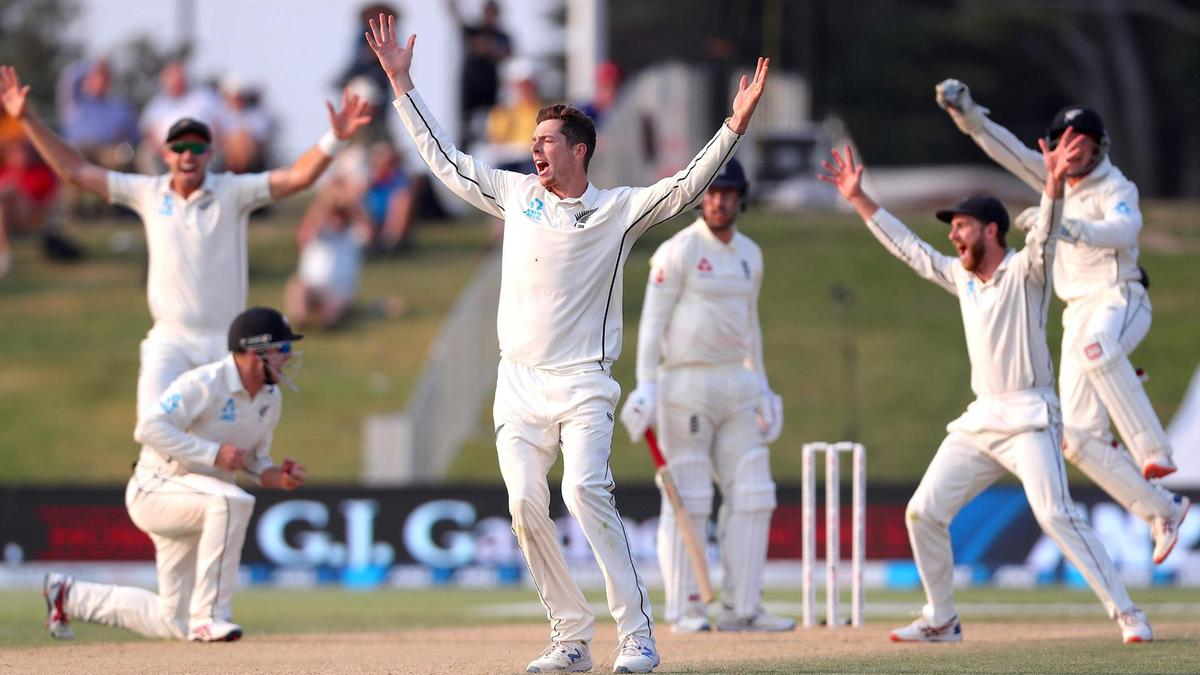NZ Vs PAK: The Kiwis climb up to the No.1 spot in the ICC Test rankings after defeating Pakistan