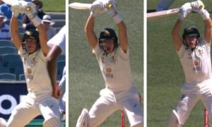 Marnus Labuschagne showcases variety of 'No Run' calls in the first Test against India