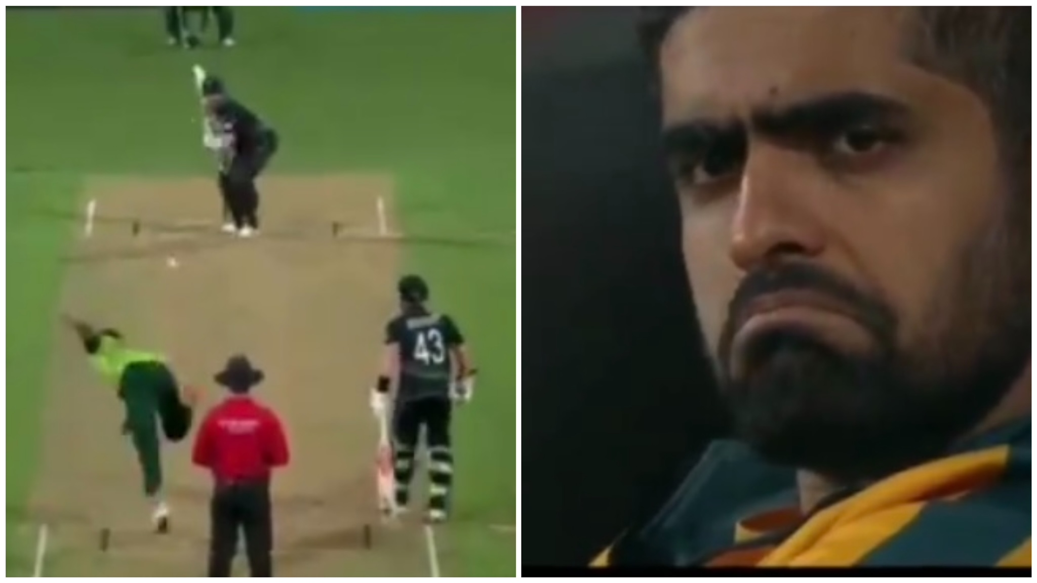 Kane Williamson's brilliant batting display leaves Babar Azam dumbstruck