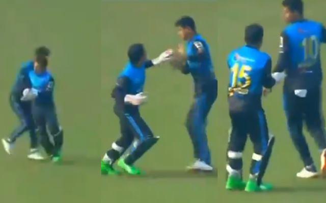 Angry Rahim Bangladesh T20