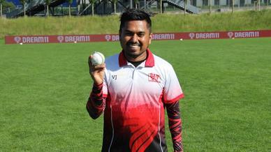 European Cricket League: Deesh Banneheka achieves a feat that is so rare to accomplish