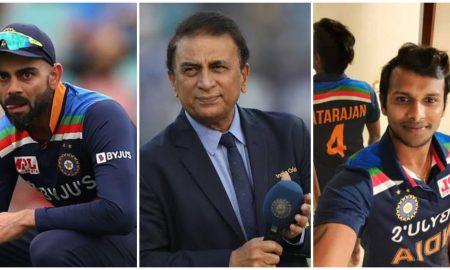 Sunil Gavaskar raises questions over Virat Kohli's paternity leave