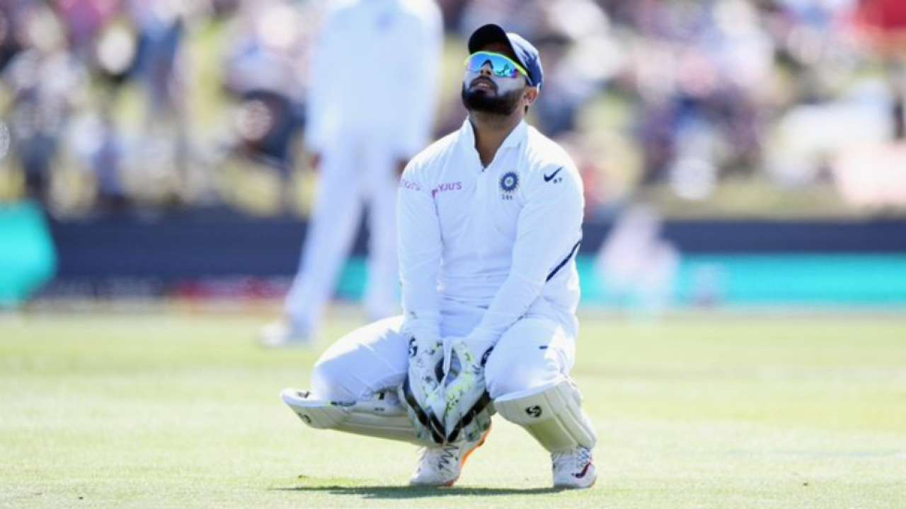 Fans left furious after Rishabh Pant falsely claims Will Pucovski catch