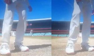 Smith Pant footmarks