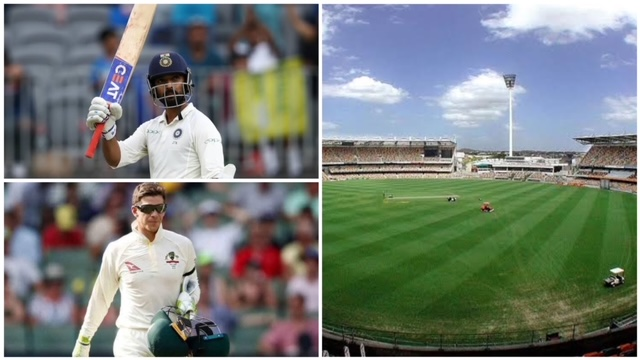 Team India test records in Brisbane cricket ground is not impressive. And Australian team records here at Brisbane are much impressive....