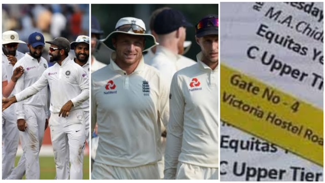 India vs England Test series 2021 is starting from next week, fans searching how to buy tickets, to know the price and availability of the tickets for booking.