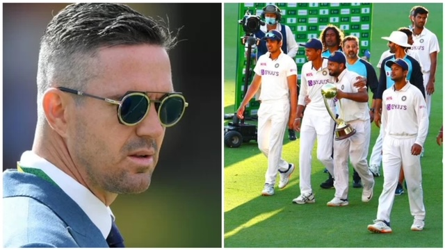 English former cricketer Kevin Pietersen warns Team India ahead of their next series against England in India.