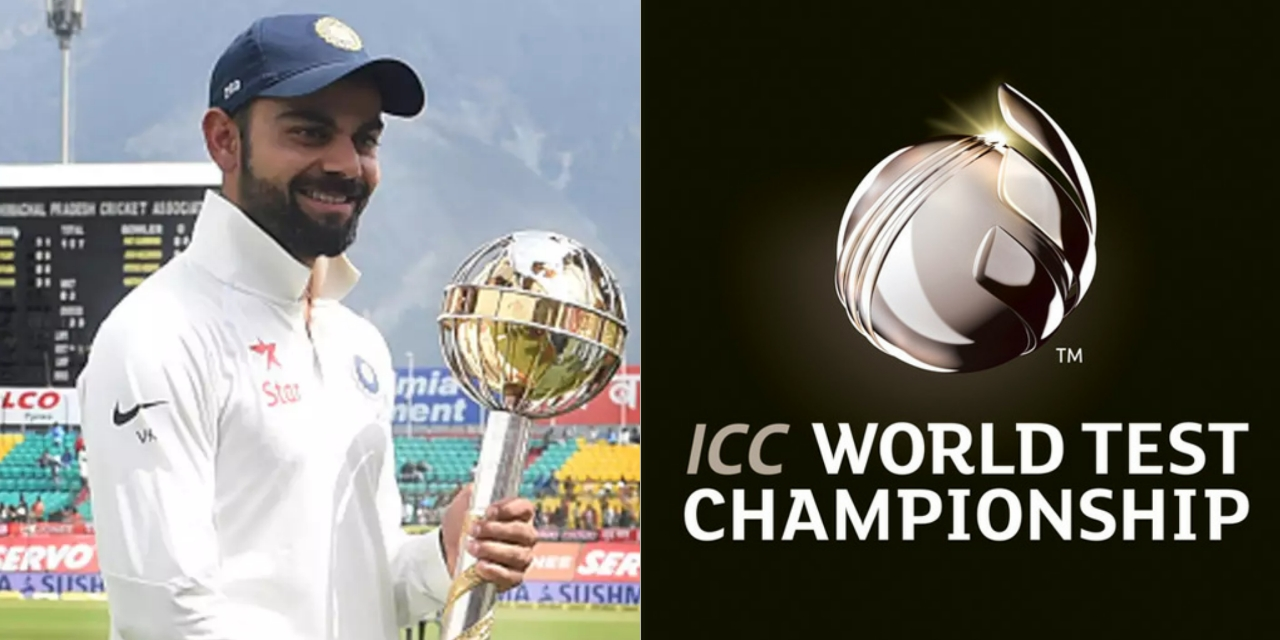 India can qualify for ICC test championship final match (Pic - Twitter)