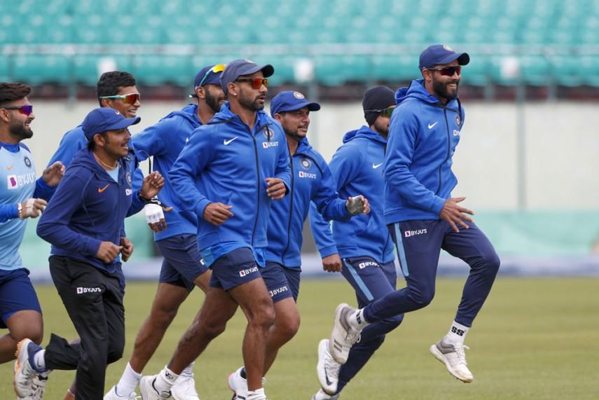 Team India (AP Photo)